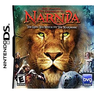 Chronicles of Narnia Lion Witch and the Wardrobe DS Game