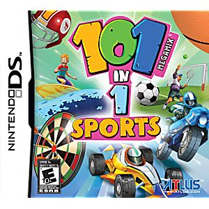 101-in-1 Sports Megamix DS Game