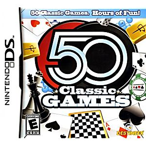 50 Classic Games DS Game