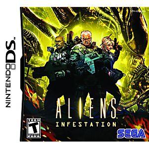 DS Aliens: Infestation