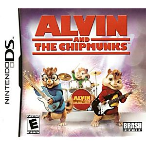 Alvin And The Chipmunks The Game DS Game
