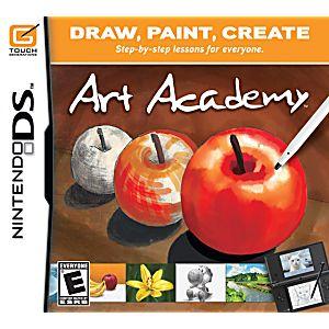 Art Academy DS Game