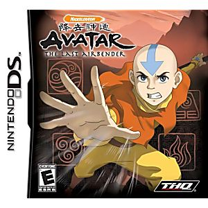 Avatar the Last Airbender DS Game