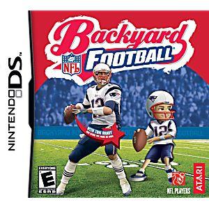 Backyard Football DS Game