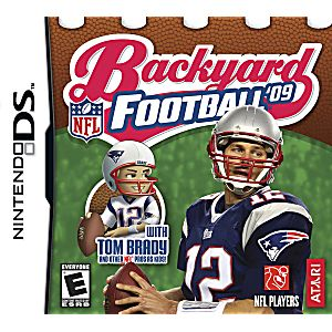 Backyard Football 09 DS Game