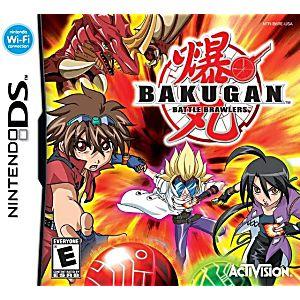 Bakugan DS Game