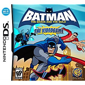 Batman: The Brave and the Bold DS Game
