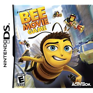 The Bee Movie Game DS Game