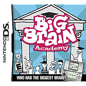 Big Brain Academy DS Game