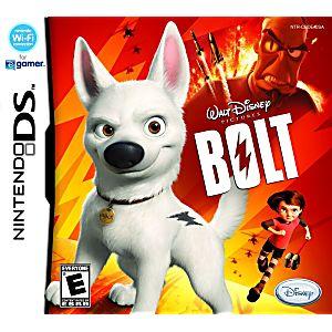 Bolt DS Game