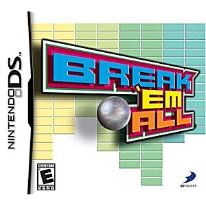 Break Em All DS Game