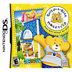Build-A-Bear Workshop DS Game