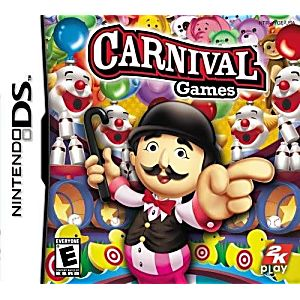 Carnival Games DS Game