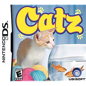 Catz DS Game
