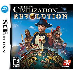 Civilization Revolution DS Game