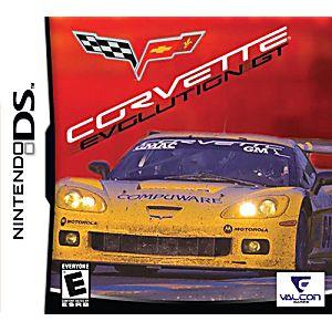 Corvette Evolution GT DS Game