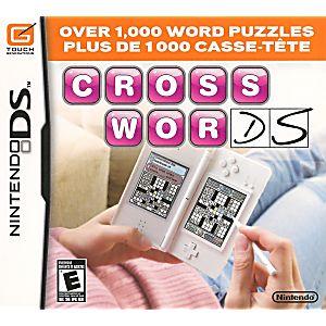 Crosswords DS DS Game