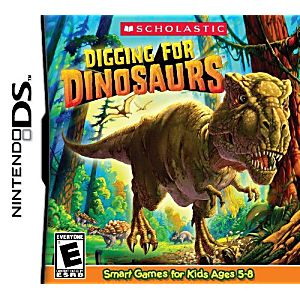 Digging for Dinosaurs DS Game