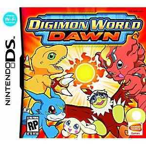 Digimon World Dawn DS Game