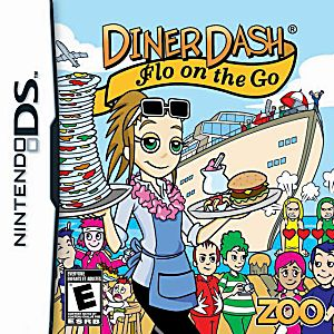 Diner Dash: Flo on the Go DS Game