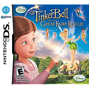 Disney Fairies Tinkerbell and the Great Fairy Rescue DS Game