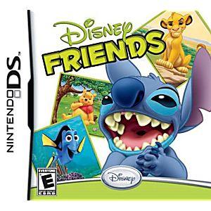 Disney Friends DS Game