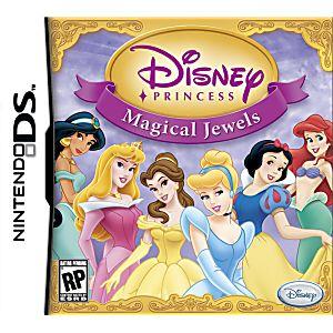 Disney Princess Magical Jewels DS Game