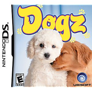 Dogz DS Game