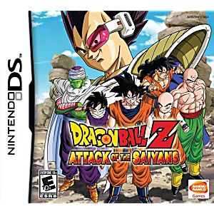 Dragon Ball Z: Attack of the Saiyans DS Game
