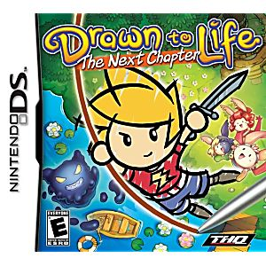 Drawn to Life: The Next Chapter DS Game
