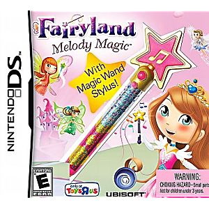 Fairyland Melody Magic DS Game