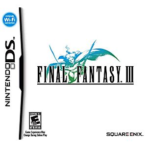 Final Fantasy III DS Game
