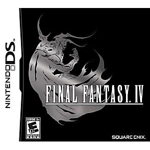 Final Fantasy IV DS Game