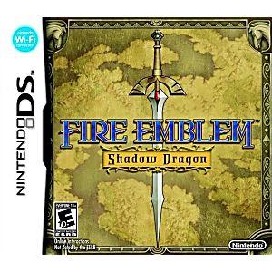 Fire Emblem Shadow Dragon DS Game