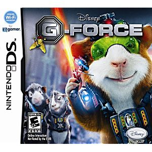 G-Force DS Game
