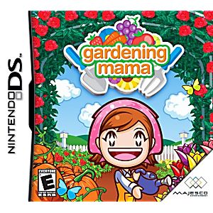 Gardening Mama DS Game