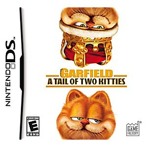 Garfield A Tail Of Two Kitties Ds Game