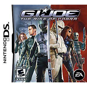 G.I. Joe: The Rise of Cobra DS Game