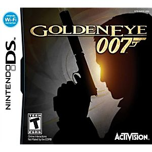 GoldenEye 007 DS Game