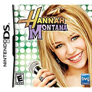 Hannah Montana DS Game