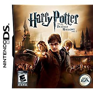DS Harry Potter and the Deathly Hallows: Part 2