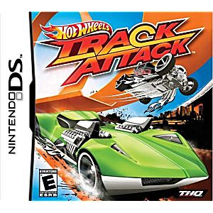 Hot Wheels: Track Attack DS Game
