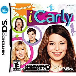 iCarly DS Game