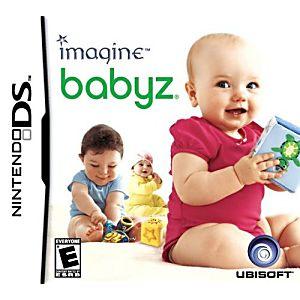 Imagine Babyz DS Game