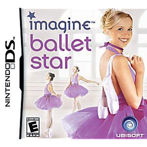Imagine Ballet Star DS Game