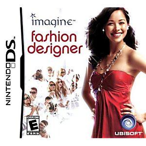 Imagine Fashion Designer DS Game