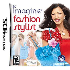 Imagine Fashion Stylist Ds Game