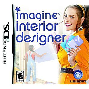 Imagine Interior Designer DS Game