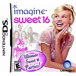 Imagine: Sweet 16 DS Game