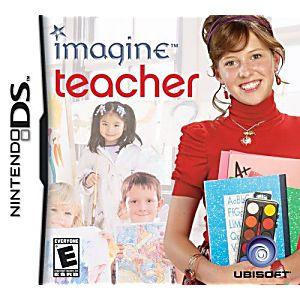 Imagine Teacher DS Game